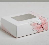 Коробочка с окошком Мечтай 1 шт  - Все для мыла ручной работы - интернет-магазин Blesk-ekb.ru, Екатеринбург