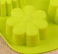 Силиконовая форма Цветок полевой 1 шт - Все для мыла ручной работы - интернет-магазин Blesk-ekb.ru, Екатеринбург