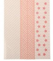 Наклейки стикеры уголок Розовые сны (4 вида по 13 шт) - Все для мыла ручной работы - интернет-магазин Blesk-ekb.ru, Екатеринбург
