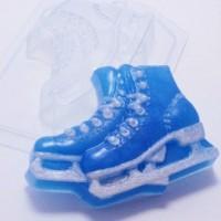Пластиковая форма Коньки 1 шт - Все для мыла ручной работы - интернет-магазин Blesk-ekb.ru, Екатеринбург