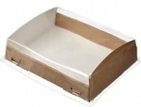 Эко-коробка с крышкой 18,5*14*5,5 1 шт - Все для мыла ручной работы - интернет-магазин Blesk-ekb.ru, Екатеринбург