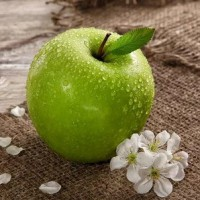 Зеленое яблоко отдушка косметическая 50 гр - Все для мыла ручной работы - интернет-магазин Blesk-ekb.ru, Екатеринбург