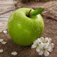 Зеленое яблоко отдушка косметическая 100 гр - Все для мыла ручной работы - интернет-магазин Blesk-ekb.ru, Екатеринбург
