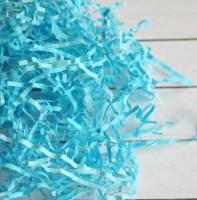 Наполнитель бумажный сине-голубой, 50 гр - Все для мыла ручной работы - интернет-магазин Blesk-ekb.ru, Екатеринбург