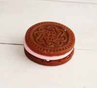 Печенье круглое 2D, 1 шт - Все для мыла ручной работы - интернет-магазин Blesk-ekb.ru, Екатеринбург