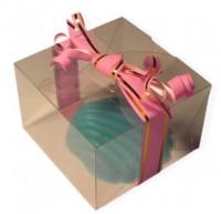 Коробка прозрачная 9*9*6 1 шт - Все для мыла ручной работы - интернет-магазин Blesk-ekb.ru, Екатеринбург