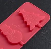 Силиконовые формы Новогодние №2 2 шт - Все для мыла ручной работы - интернет-магазин Blesk-ekb.ru, Екатеринбург