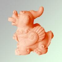 Силиконовая форма Дракон 5 3D 1 шт - Все для мыла ручной работы - интернет-магазин Blesk-ekb.ru, Екатеринбург