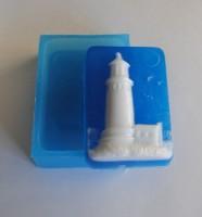 Силиконовая форма Маяк 2D 1шт  - Все для мыла ручной работы - интернет-магазин Blesk-ekb.ru, Екатеринбург