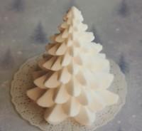 Силиконовая форма  Елочка 3D 1шт  - Все для мыла ручной работы - интернет-магазин Blesk-ekb.ru, Екатеринбург