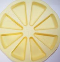 Силиконовая форма Кусок торта 10*6.5*4 1 шт - Все для мыла ручной работы - интернет-магазин Blesk-ekb.ru, Екатеринбург