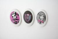 Ластик Monster High 5*3,5 1 шт - Все для мыла ручной работы - интернет-магазин Blesk-ekb.ru, Екатеринбург