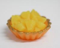 Силиконовая форма Корзиночка с ананасами 3D 1 шт - Все для мыла ручной работы - интернет-магазин Blesk-ekb.ru, Екатеринбург