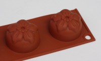 Силиконовая форма Василек мини 4*4*2,5 1 шт - Все для мыла ручной работы - интернет-магазин Blesk-ekb.ru, Екатеринбург
