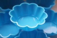 Силиконовая форма ЖЕЛЕ 7,5*7,5*3 1 шт - Все для мыла ручной работы - интернет-магазин Blesk-ekb.ru, Екатеринбург