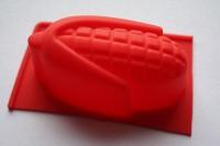 Силиконовая форма Кукуруза 8,5*4,5*3 1 шт - Все для мыла ручной работы - интернет-магазин Blesk-ekb.ru, Екатеринбург
