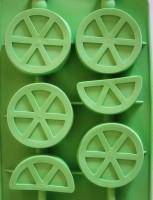Силиконовая форма Апельсиновое настроение 1 шт - Все для мыла ручной работы - интернет-магазин Blesk-ekb.ru, Екатеринбург