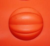 Силиконовая форма ОРЕШЕК 4,5*4,5*2 1 шт - Все для мыла ручной работы - интернет-магазин Blesk-ekb.ru, Екатеринбург