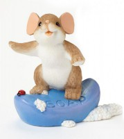 Силиконовая форма Мышонок на мыле 3D 1шт  - Все для мыла ручной работы - интернет-магазин Blesk-ekb.ru, Екатеринбург