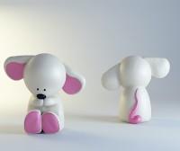 Силиконовая форма  Мышка НП 3D 1 шт  - Все для мыла ручной работы - интернет-магазин Blesk-ekb.ru, Екатеринбург