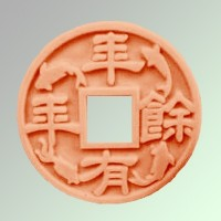 Силиконовая форма Орнамент 7 2D 1 шт - Все для мыла ручной работы - интернет-магазин Blesk-ekb.ru, Екатеринбург