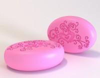 Силиконовая форма Овал 3 D 1 шт - Все для мыла ручной работы - интернет-магазин Blesk-ekb.ru, Екатеринбург