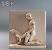 Силиконовая форма Поза №10 2D 1 шт - Все для мыла ручной работы - интернет-магазин Blesk-ekb.ru, Екатеринбург