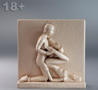 Силиконовая форма Поза №11 2D 1 шт - Все для мыла ручной работы - интернет-магазин Blesk-ekb.ru, Екатеринбург