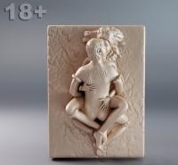 Силиконовая форма Поза №15 2D 1 шт - Все для мыла ручной работы - интернет-магазин Blesk-ekb.ru, Екатеринбург