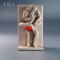 Силиконовая форма Поза №1 2D 1 шт - Все для мыла ручной работы - интернет-магазин Blesk-ekb.ru, Екатеринбург
