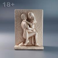 Силиконовая форма Поза №6 2D 1 шт - Все для мыла ручной работы - интернет-магазин Blesk-ekb.ru, Екатеринбург