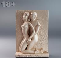 Силиконовая форма Поза №7 2D 1 шт - Все для мыла ручной работы - интернет-магазин Blesk-ekb.ru, Екатеринбург