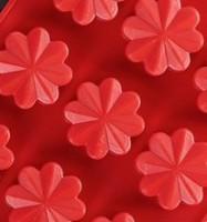Набор мини форм Цветики 5 шт на листе - Все для мыла ручной работы - интернет-магазин Blesk-ekb.ru, Екатеринбург