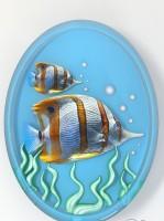 Силиконовая форма Рыбки 2D - Все для мыла ручной работы - интернет-магазин Blesk-ekb.ru, Екатеринбург
