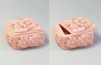 Силиконовая форма Шкатулка квадратная 3D 1 шт - Все для мыла ручной работы - интернет-магазин Blesk-ekb.ru, Екатеринбург