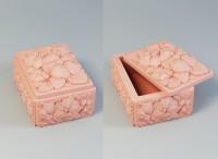 Силиконовая форма Шкатулка прямоугольная 3D 1 шт - Все для мыла ручной работы - интернет-магазин Blesk-ekb.ru, Екатеринбург