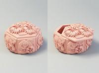 Силиконовая форма Шкатулка шестигранная 3D 1 шт - Все для мыла ручной работы - интернет-магазин Blesk-ekb.ru, Екатеринбург