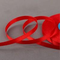 Красная атласная лента, 1 м - Все для мыла ручной работы - интернет-магазин Blesk-ekb.ru, Екатеринбург
