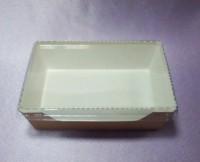 Эко-коробка с крышкой 18,6*10,6*5,5 1 шт               - Все для мыла ручной работы - интернет-магазин Blesk-ekb.ru, Екатеринбург