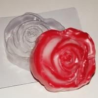 Пластиковая форма Роза 1 шт - Все для мыла ручной работы - интернет-магазин Blesk-ekb.ru, Екатеринбург