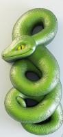 Силиконовая форма Змея 2D 1 шт - Все для мыла ручной работы - интернет-магазин Blesk-ekb.ru, Екатеринбург