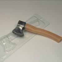 Пластиковая форма Топор 1 шт - Все для мыла ручной работы - интернет-магазин Blesk-ekb.ru, Екатеринбург