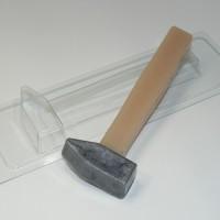 Пластиковая форма Молоток 1 шт - Все для мыла ручной работы - интернет-магазин Blesk-ekb.ru, Екатеринбург