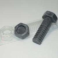 Пластиковая форма Болт с гайкой 1 шт - Все для мыла ручной работы - интернет-магазин Blesk-ekb.ru, Екатеринбург