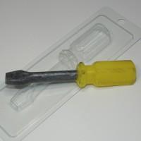 Пластиковая форма Отвертка 1 шт - Все для мыла ручной работы - интернет-магазин Blesk-ekb.ru, Екатеринбург