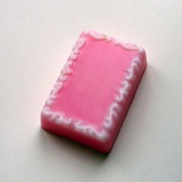 Пластиковая форма Прямоугольник с рамкой  1 шт - Все для мыла ручной работы - интернет-магазин Blesk-ekb.ru, Екатеринбург