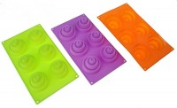 Силиконовая форма Пирамидка 1 шт - Все для мыла ручной работы - интернет-магазин Blesk-ekb.ru, Екатеринбург