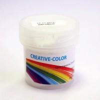 Пастообразный краситель Creative-color Белый 15 мл - Все для мыла ручной работы - интернет-магазин Blesk-ekb.ru, Екатеринбург