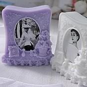 Силиконовая форма Рамка 3D 1шт  - Все для мыла ручной работы - интернет-магазин Blesk-ekb.ru, Екатеринбург