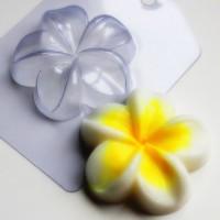 Пластиковая форма Плюмерия 1 шт - Все для мыла ручной работы - интернет-магазин Blesk-ekb.ru, Екатеринбург